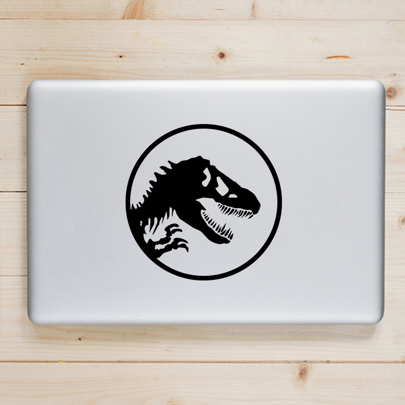 Jurassic Park Dinosaur Laptop Sticker for font b Apple b font font b Macbook b font