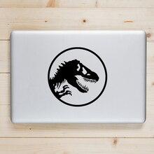 Jurassic Park Dinosaur Laptop Sticker for Apple Macbook Decal Pro Air Retina 11 12 13 14 15 inch Mac Book Skin Notebook Sticker