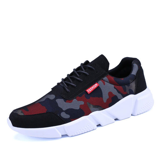 Men Lightweight Sneakers Breathable Mesh Sports Shoes 2017 Summer Latest Running Shoes Outdoor Shoes Sport Chaussures Hommes