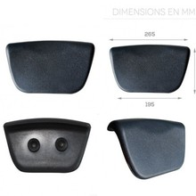 Bath-Pillows SPA Bathtub Headrest Suction-Cup Foam Non-Slip Body-Mist Waterproof PU Luxury