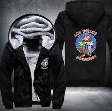 新しい冬ジャケットとコートマーベルパーカーロス厚いスウェット熱い販売米国euサイズプラスサイズ