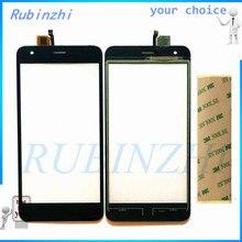 RUBINZHI + Tape Mobile Phone Touchscreen Panel For Fly Power