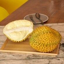 Simulation Fruit PU Durian Model Prop Fruit Vegetable Food Decoration Model Room Window Decoration Shopping Artificial Props