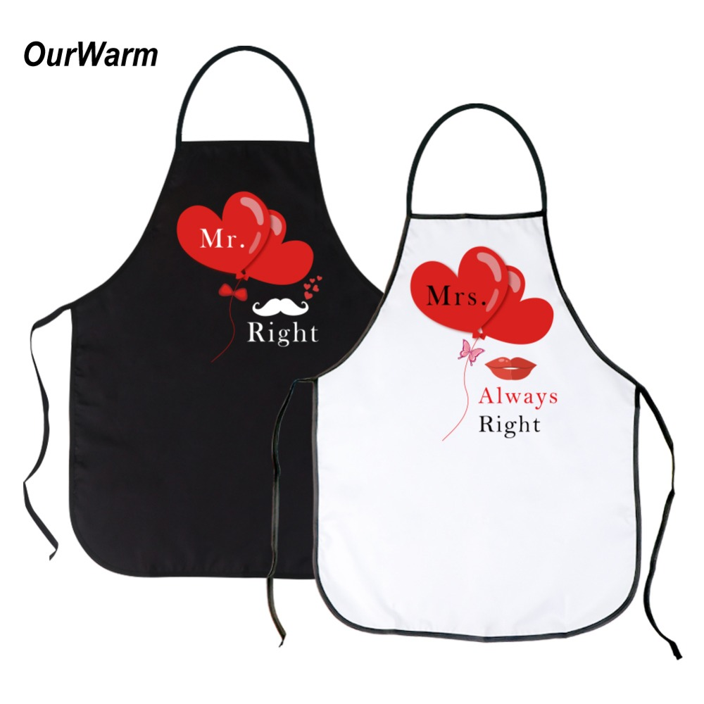 Incredible Newlyweds Kitchen Apron Anniversary Birthday Party Souvenirs Festive Party Supplies Practical Gifts Gifts Newlyweds Indian Ourwarm Wedding Favors Newlyweds Gifts