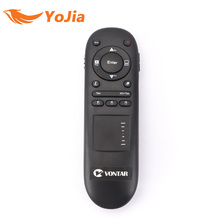Cheapest prices 2.4G Wireless RF Remote Control Laser Presenter Pointer air mouse for PPT Multifunctional PowerPoint with Touchpad PC Laptop