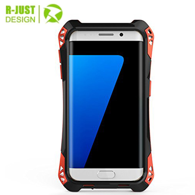 Outdoor Life Waterproof Shockproof Metal Cases for Samsung Galaxy S5 S7 S6 S6 Edge Plus Galaxy