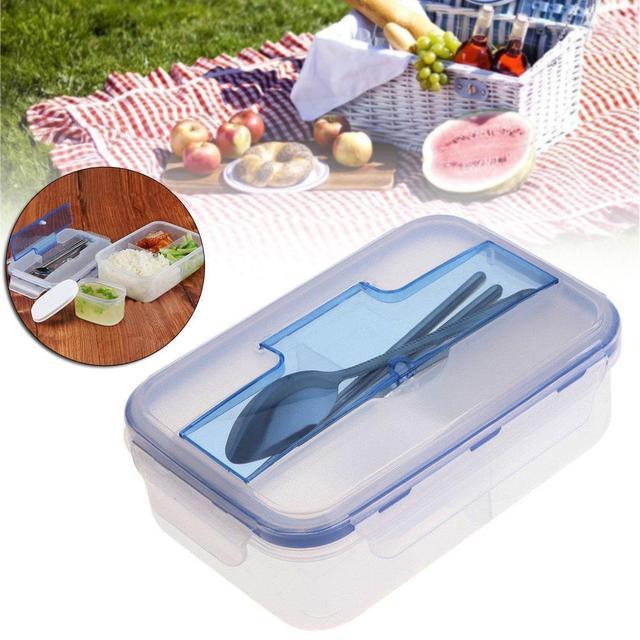 nuovo contenitori per alimenti in plastica ecofriendly all'aperto