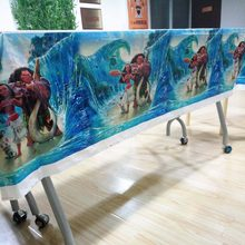 Party Supplies ผ้าปูโต๊ะ 108*180 ซม.Moana Tablecover (China)