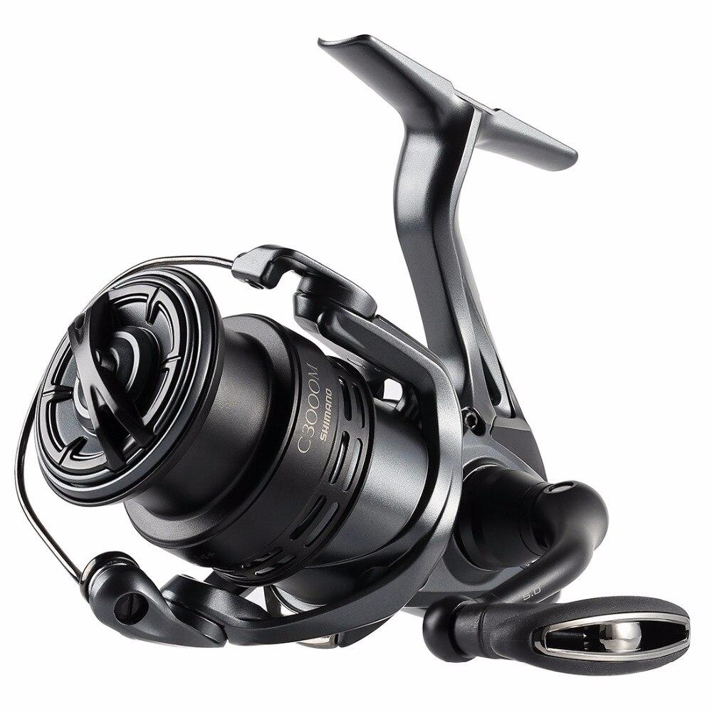 2018 New Original Shimano EXSENCE CI4 C3000M C3000MHG Spinning Reel 10BB 9kg Max Drag Sea Bass