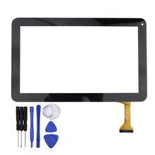 10.1 Pulgadas para YTG-P10025-F1 ZP9120–101-VER.00 OPD-TPC0305 Pantalla Táctil de la Tableta Táctil Digitalizador del Sensor de Cristal de Reemplazo