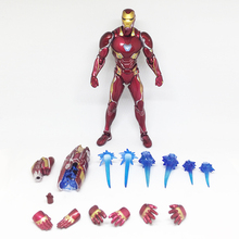 Iron man 3 Anime Marvel Legends Avengers Toys Iron man figure Gifts