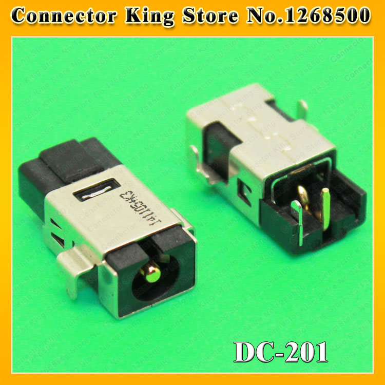 ChengHaoRan NEW DC Power Jack Connector for DELL Vostro 5460 5560 5470 DC JACK DC Connector 4.5*1.65 mm,DC-201 genuine new free shipping original for dell vostro 5460 5470 v5460 v5470 laptop 5pjv2 05pjv2 jw8 lvds cable dd0jw8lc010