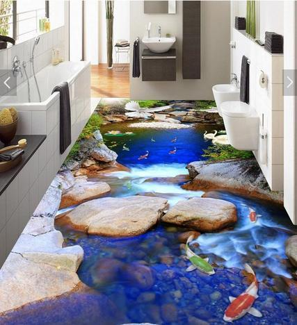 تصویر: https://ae01.alicdn.com/kf/HTB11ogSJVXXXXcBXFXXq6xXFXXXn/customize-3d-landscape-floor-tiles-wallpaper-Nine-fish-Figure-3d-flooring-for-living-room-self-adhesive.jpg_640x640.jpg