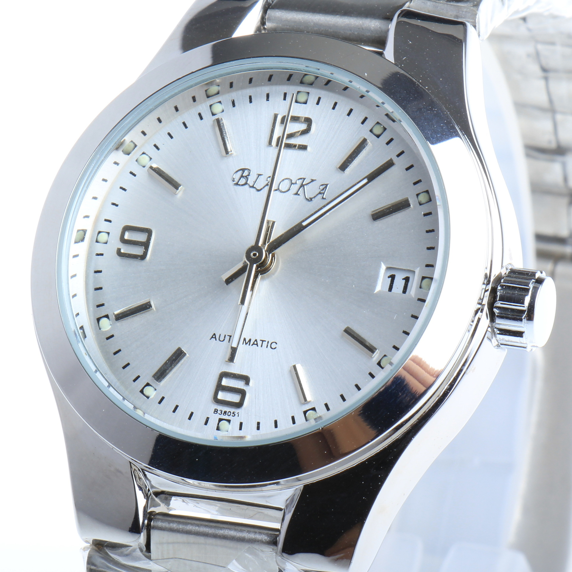 2016 Luxury Brand BIAOKA Watches Men Mechanical Fashion Casual Male Sports Waterproof Watch Steel Gold Skeleton