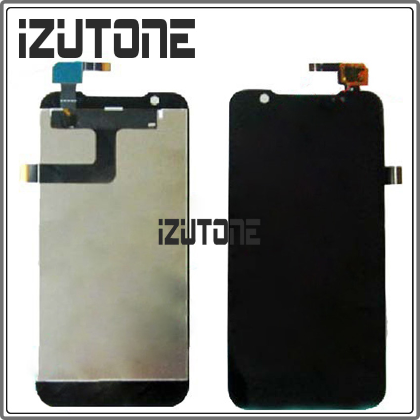4.5 inch black For ZTE Grand Era V985 U985 LCD Display + touch Screen digitizer Assembly by free shipping; 100% Warranty