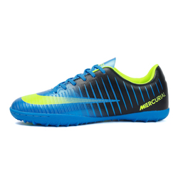 YRRFUOT Men's Training Soccer Shoes Brand Outdoor High Quality Comfortable Sneakers Adult Turf Non-slip Football Shoes Futsal