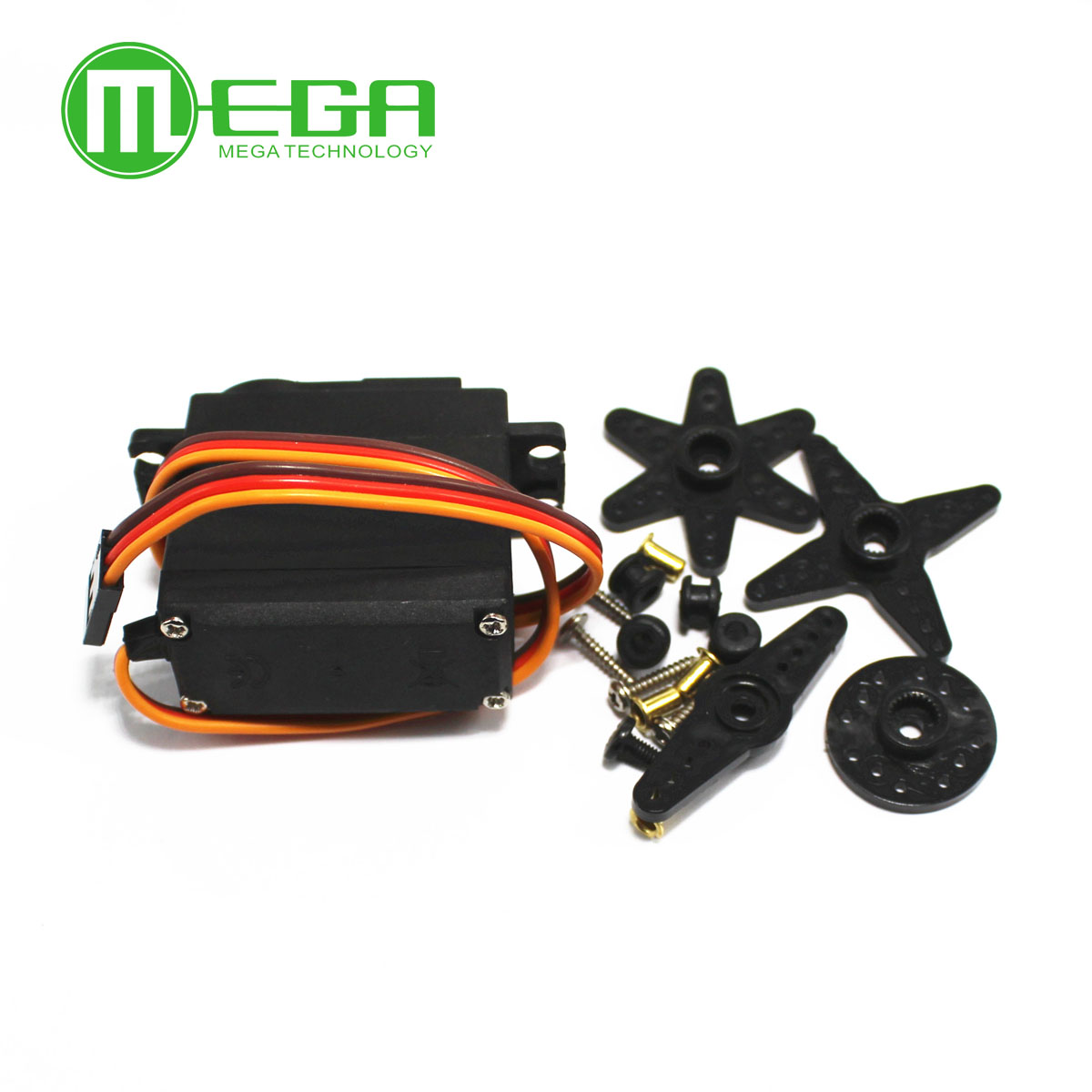 Image 4 - 13KG 15KG Servos Digital MG995 MG996 Servo Metal Gear for Futaba JR Car RC Model Helicopter Boat-in Integrated Circuits from Electronic Components & Supplies