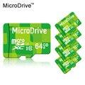 100% Оригинальный Зеленый Карта Micro Sd 64 ГБ 32 ГБ 16 ГБ Класс 10 Высокая скорость Карты Памяти 8 ГБ Class 6 Карт SD Картао де Memoria Tarjeta