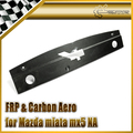 Car-styling For Mazda MX5 NA Style Carbon Fiber Radiator Cooling Panel In Stock