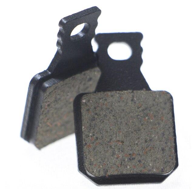4 paires (8 pcs)/Lot résine vélo vélo disque plaquettes de frein pour Magura M5 M7 MT5 MT7 SH901 vtt VTT pièces de frein