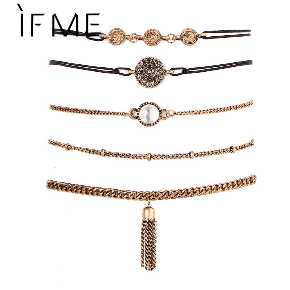 Brazalete pulsera de tela indio marco de metal flexible nQyN4GpvaA ...