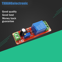 DC 12V Delay relay shield NE555 Timer Switch Adjustable Module 0~10S