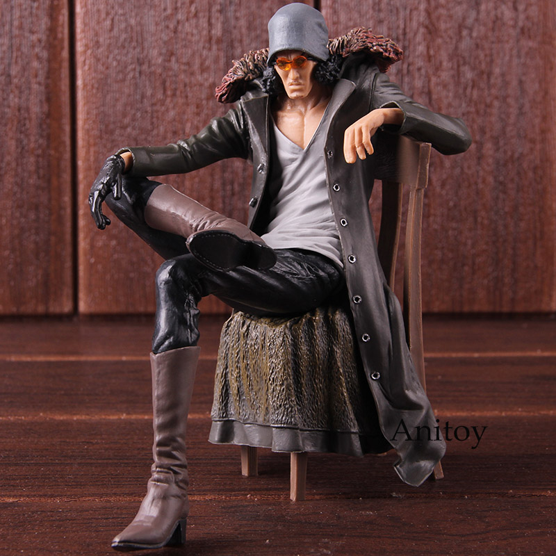 Banpresto One Piece 6-Inch Kuzan Creator x Creator Series Figure