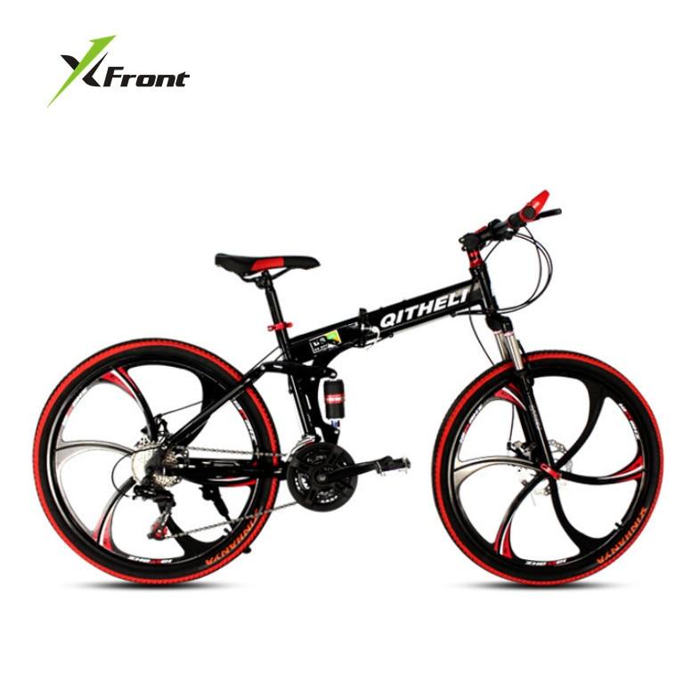 Original X Front Marke 26 zoll aluminium faltrad rahmen berg fahrrad ...