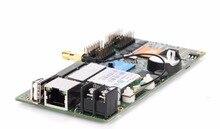 HD D10 asynchrone 4 * HUB75 datenschnittstelle RGB vollfarb led display WIFI USB steuerkarte, Kleine größe bildschirm steuerkarte