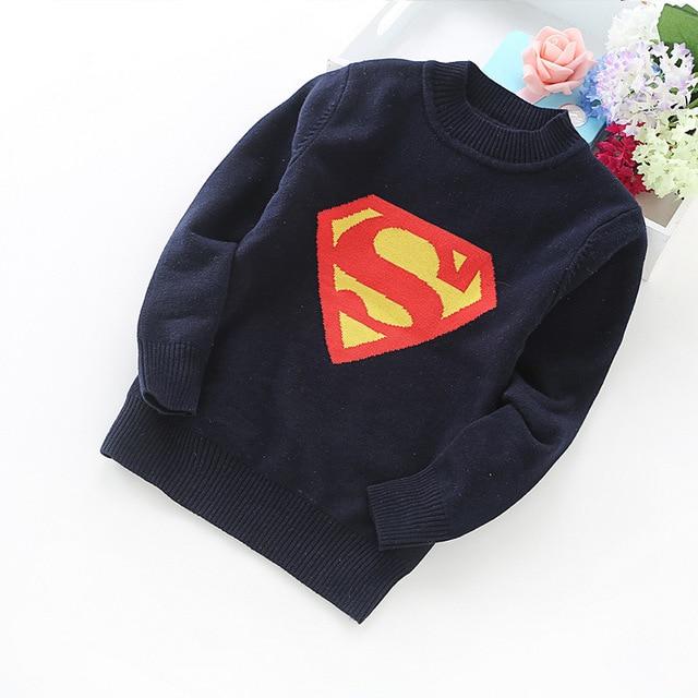 Superman Sweaters