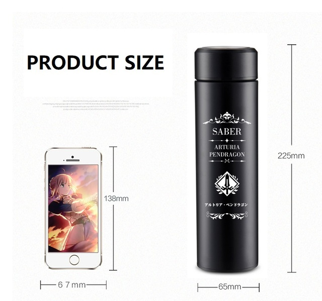 Fate/Grand Order Stainless Steel Thermos