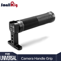 SmallRig Camera Handle Grip Rubber with Top Cold Shoe Base for Dslr Video Camera Camcorder Action Stabilizing Top Handle 1447