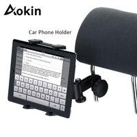 Aokin Car Phone Holder Universal 360 Rotating Back Seat Headrest Mount Holder For IPad 2 3