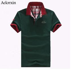 High quality brand men s polo shirt for men design polos men cotton short sleeve shirt.jpg 250x250