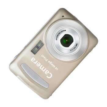 แบบพกพา Mini 2.4 นิ้วจอแสดงผล TFT Lcd ความละเอียดสูงกล้องถ่ายภาพกระเป๋ากล้องอัตโนมัติล้างยิง