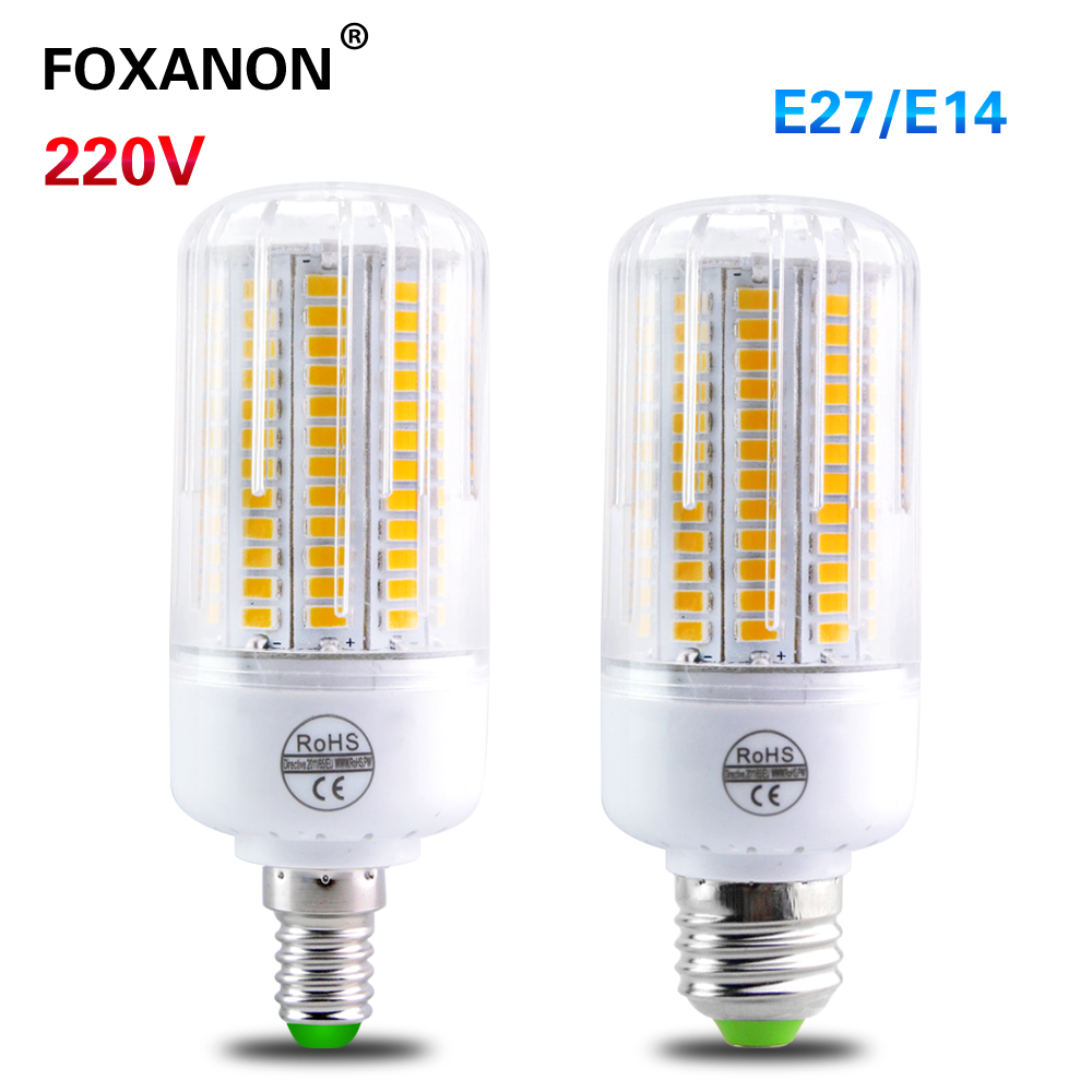 foxanon 5730 chip more bright 5735 5736 led corn lamp bulb. Black Bedroom Furniture Sets. Home Design Ideas
