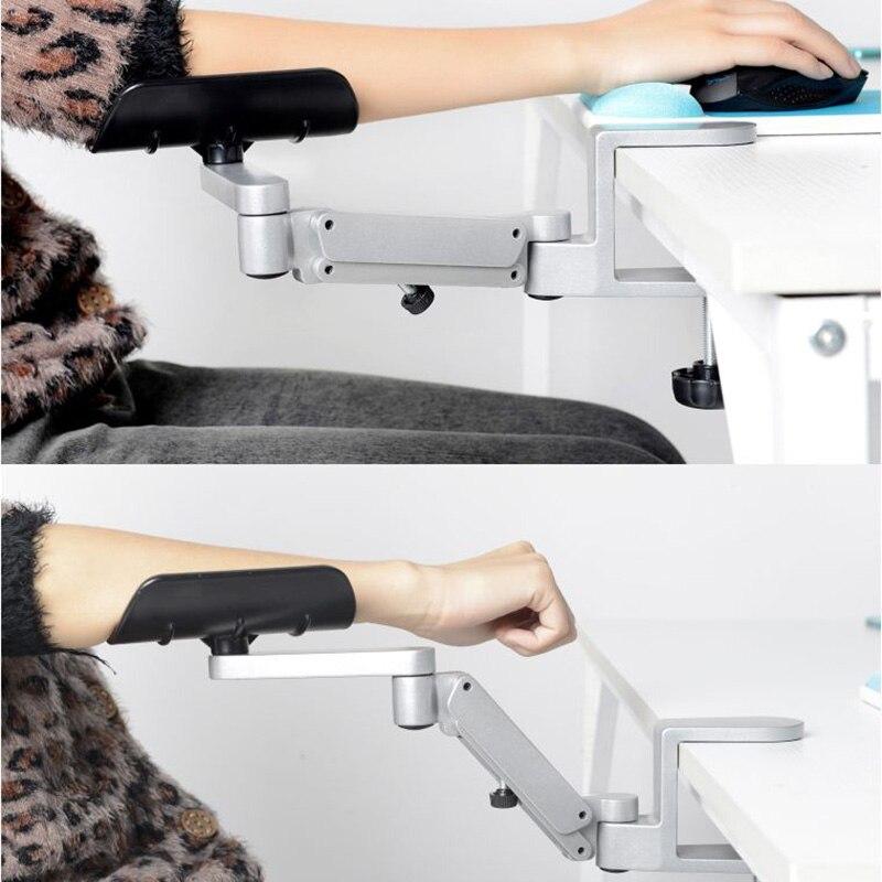 Souris ordinateur Support bras poignet repose-main Support bureau Table accoudoir Support XM66