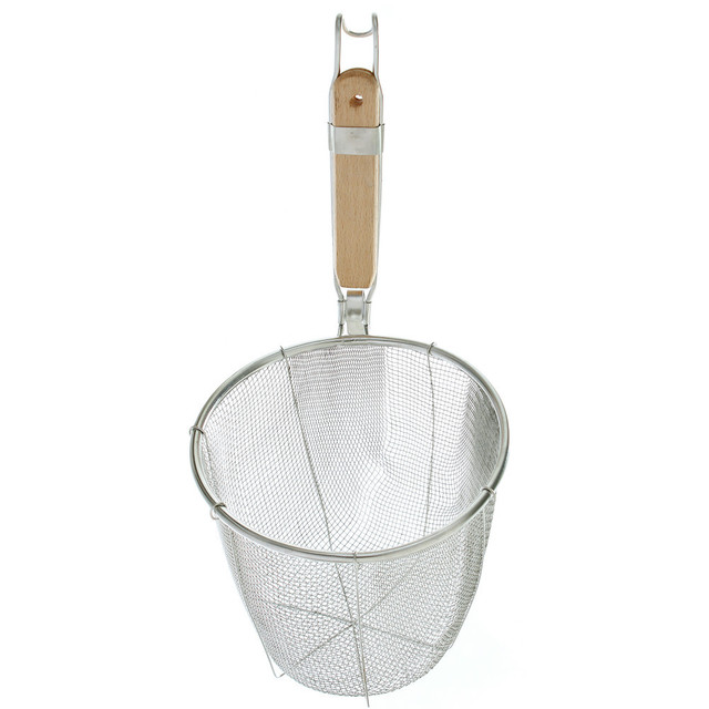 Stainless Steel Kitchen Strainer Basket Cooking Tools