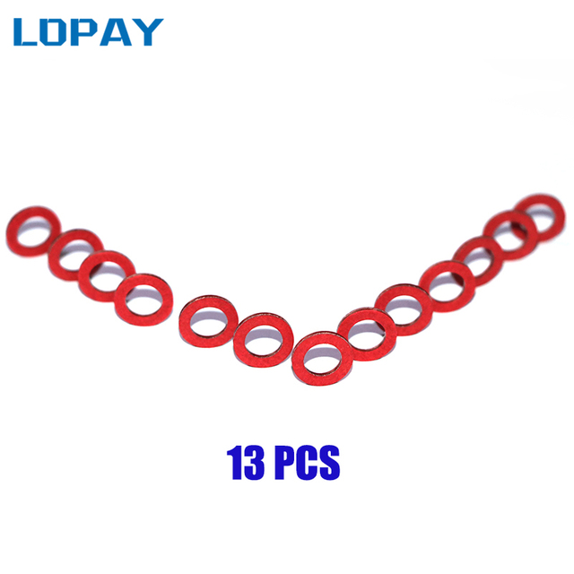 Red seal gasket Lower casing for Hidea boat engine