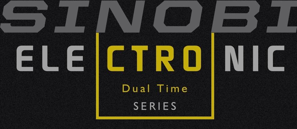HTB11op.kYGYBuNjy0Foq6AiBFXaJ SINOBI 2020 Men Wrist Watches LED Chronograph