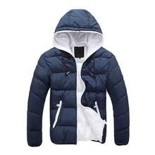 Men Fashion Autumn Winter Casual Hoodie Coat Outwear Overcoat