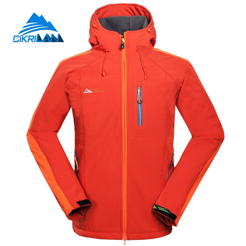 New Outdoor Camping Hiking Softshell Jacket Men Water Resistant Windbreaker Veste Homme Fishing Sports Coat Jaqueta Masculina new mens water resistant windbreaker hiking camping coatoutdoor sport softshell jacket men trekking cycling jaqueta masculina