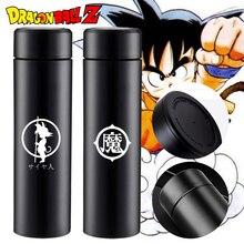 OUSSIRRO botella de agua portátil de Dragon Ball Z Sun Goku DBZ, termo de acero inoxidable, original