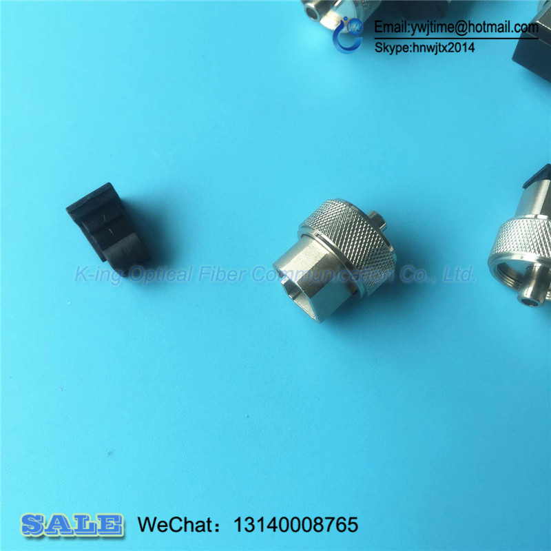 US $190 0 |10PCS/Lot Made in China optical time domain reflectometer OTDR  SC adapter TriBrer AOR500 Grandway FHO5000 ShinewayTech S20 DVP-in Fiber