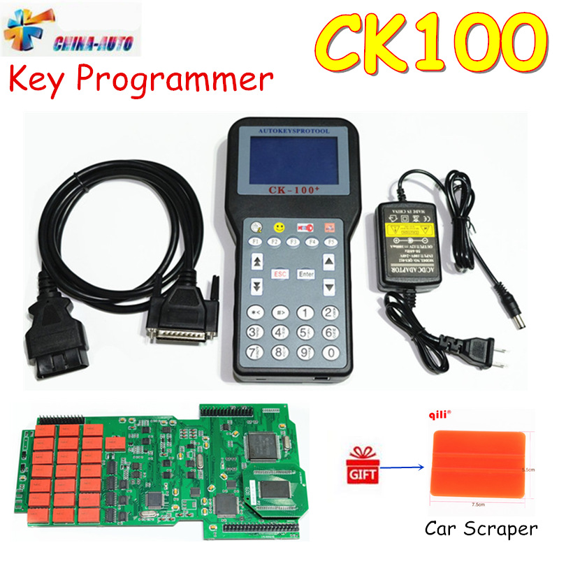 Promotion The Latest Generation V99 99 CK100 Auto Key Programmer SBB CK 100 With Multi language