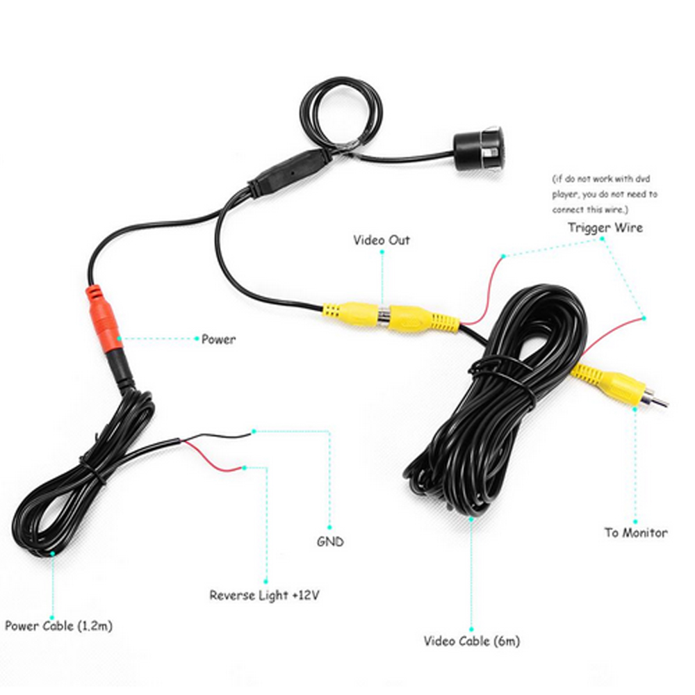 Sony Ccd Camera Wiring Diagram Backup