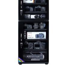 155L автоматический контроль влажности сухая Шкатулка-комод для объектива камеры оборудование высокое качество хранения NE