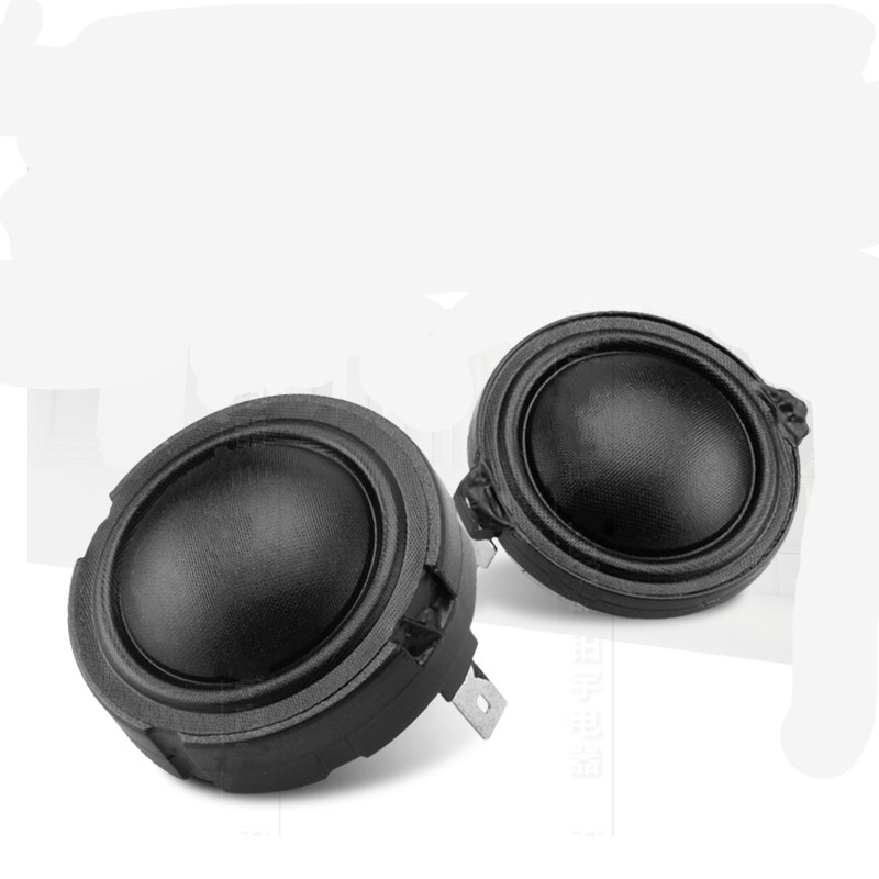 AIYIMA 2Pcs 1,5 pulgadas Altavoces de audio 4Ohm 80W 25Cubo Membrana - Audio y video portátil - foto 2
