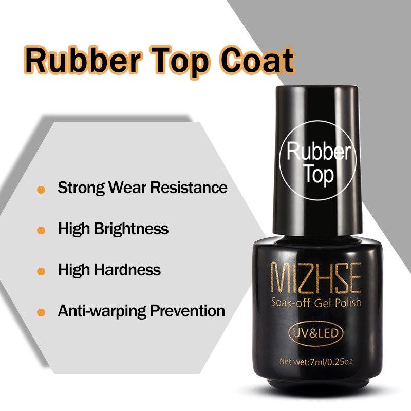 MIZHSE резиновый верхний слой не липкий слой не чистящий глянцевый без протирания верхний гелевый Чехол для полировки долговечный материал дл...