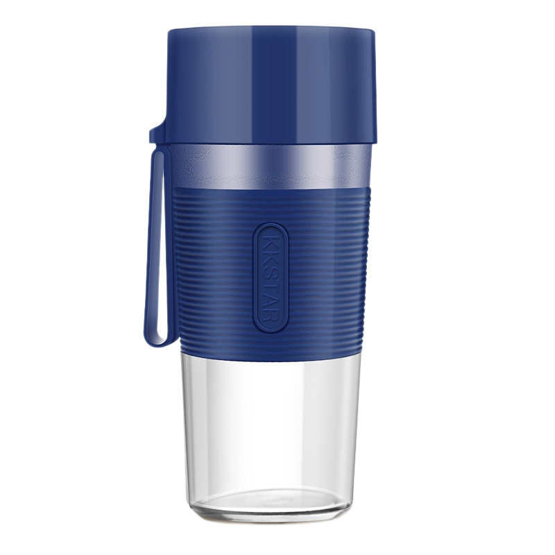 400Ml Portable Electric Juicer Blender Mini Powerful Electric Juice Cup For Travel Gym